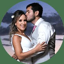 marcela e rafael depoimento de casamento na praia rj rio de janeiro recreio dos bandeirantes reserva barra da tijuca